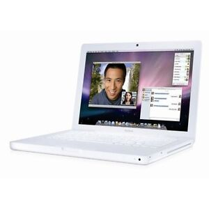 macbook c2d 2gb 120gb webcam win7 mac os regular  200$ now 125$