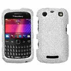 Silver Cases and Covers for BlackBerry Curve 8520