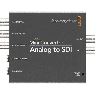 Blackmagic Design Mini Converter - Analog to SDI (Open Box) CONVMAAS2