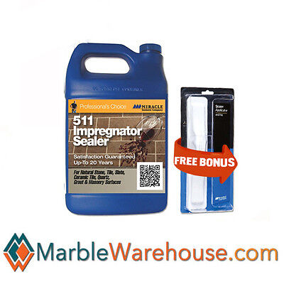 511 Impregnator Penetrating Sealer 128 oz. - Gallon + Free Bonus