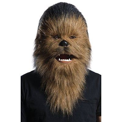 Mouth Mover Mask (Star Wars Chewbacca Mouth Mover Adult Mask)
