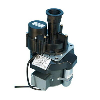 Hartell LTA-1-ABC Automatic Direct Mount Laundry Utility Sink Drain Pump