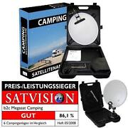 Camping SAT Antenne