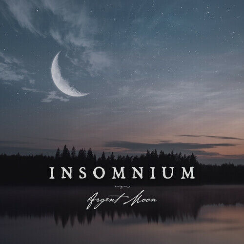 Insomnium - Argent Moon [New CD] Digipack Packaging