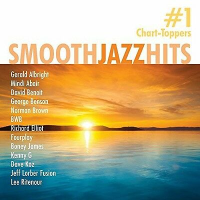 Various Artists   Smooth Jazz Hits   1 Chart Toppers   Various  New Cd