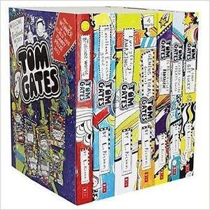Tom Gates Collection 7 Book Set  Excellent Excuse Genius Ideas Liz Pichon