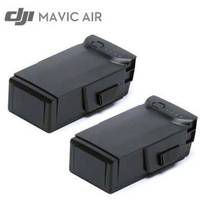 2PCS DJI Mavic Air Drone Intelligent Flight Battery,2375 mAh 11.55V Batteries