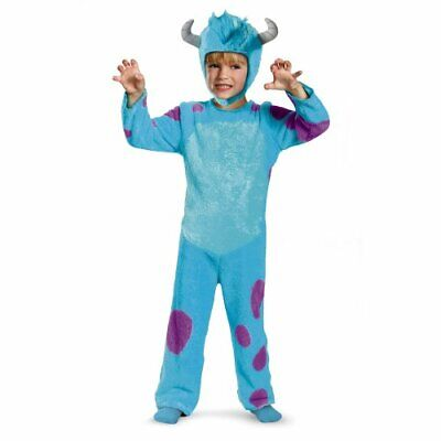 Toddler Sulley Monsters Inc Costume (Sulley Monsters Inc University Toddler)
