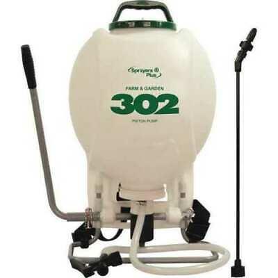 SPRAYERS PLUS 302 Backpack Piston Pump Sprayer Backpack Piston Pump Sprayer