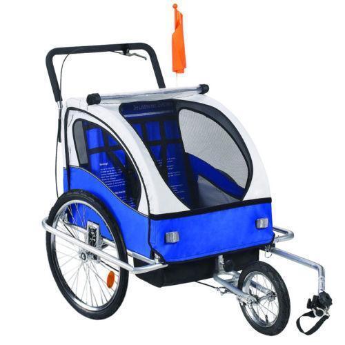 Baby Car Seat In Bike Trailer