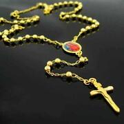 Gold Filled Rosary
