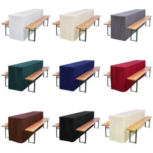 tischdecke bierzeltgarnitur ebay. Black Bedroom Furniture Sets. Home Design Ideas