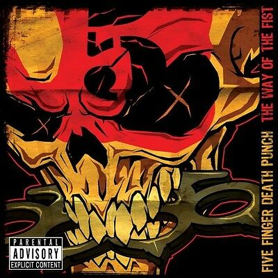 Five Finger Death Punch - Way of the Fist [New CD] Explicit