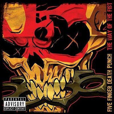 Купить Five Finger Death Punch - Way of the Fist [New CD] Explicit