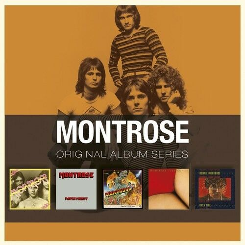 Montrose - Original Album Series [New CD] Holland - Import