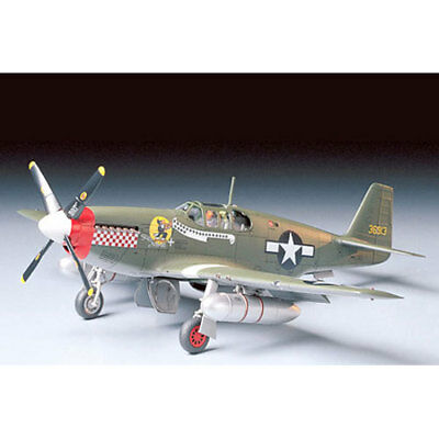 TAMIYA 61042 N.American P-51B Mustang 1:48 Aircraft Model Kit