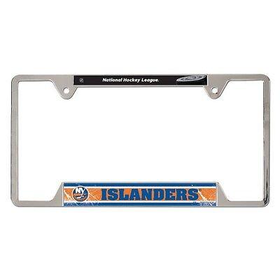 New York Islanders License Plate (New York Islanders License Plate Frame)
