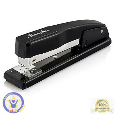 Swingline Heavy Duty Commercial Desk Stapler All Metal Manual Office Home Use