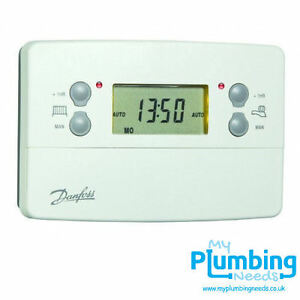 Danfoss programmer heating cooling air ebay danfoss randall fp715 si electronic 2 channel programmer 087n789800 cheapraybanclubmaster Image collections