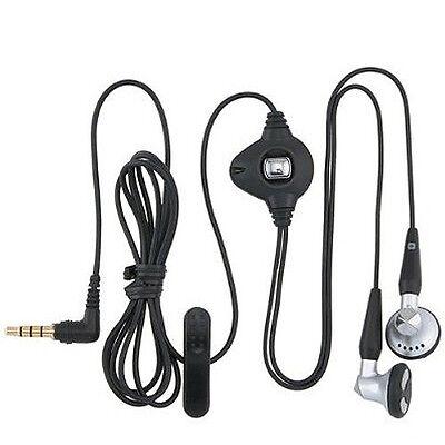 Original BlackBerry HDW-14322-001 3.5mm Stereo Headset for Curve 8310 8320 8330 - Blackberry Curve 8310 Headset