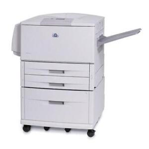 ONLY $395 - HP LaserJet 9050DN 9050 Monochrom Printer 50 PPM High Speed **COPIER SALE**