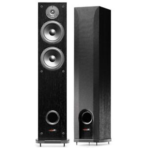 Polk Audio R50 Tower Speakers - NEW IN BOXES