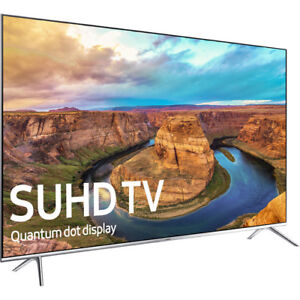 """Samsung KS8000 Series 65"""" 4K Smart QLED TV with banding issue"""