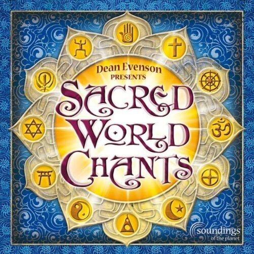 Dean Evenson - Sacred World Chants [New CD]