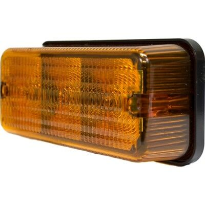 Ford New Holland Versatile 9000 Series Tractor Led Flashing Amber Light 3108
