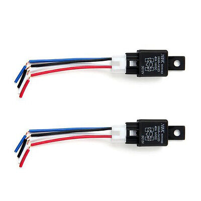 Automotive Relays Normally Open Relay Switch Changeover Relay 40A 12V 360W LW