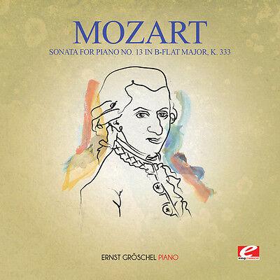 Mozart - Sonata for Piano No. 13 in B-Flat Major K. 333 [New CD] Manufactured (Mozart Sonata In B Flat Major K 333)