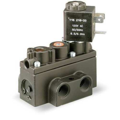 NEW - ARO INGERSOLL RAND A212SS-012-D Solenoid Air Control Valve,1/4 In,12VDC