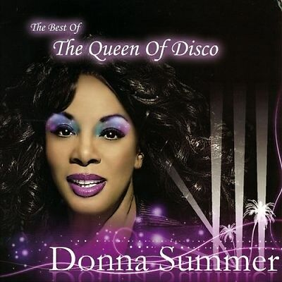 DONNA SUMMER The Best Of ....<br>