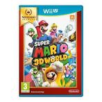 Nintendo Supermario 3D World selects (Wii U)
