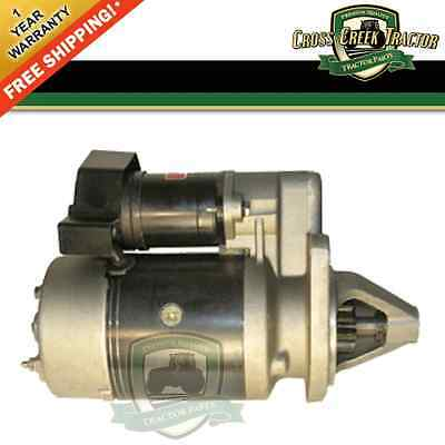 82005342 New Ford Tractor Starter 3230 3430 3930 4630 4830 5030 5610s 6610s