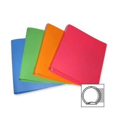 Samsill Poly Ring Binder - Letter - 8.50