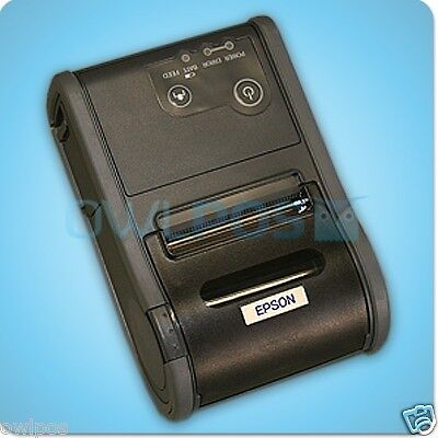 Epson Tm-p60 Bluetooth Portable Pos Thermal Printer M196d Refurb Wireless W Ps