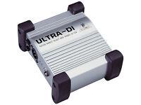 Behringer Ultra-DI Box (DI100)