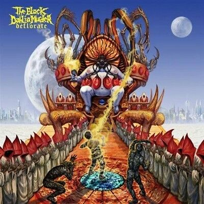 The Black Dahlia Murder - Deflorate [New CD] With DVD Black Dahlia Murder Metal Blade