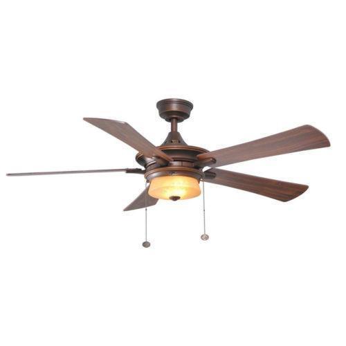 Hampton Bay 52 Ceiling Fan Ebay