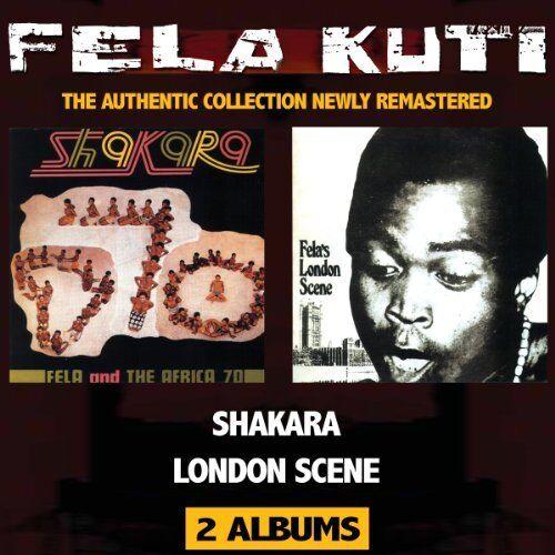 Fela Kuti - Shakara  London Scene [CD]