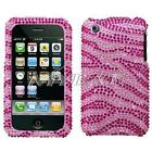 Pink Zebra iPhone 3GS Case