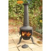 Cast Iron Gas BBQ
