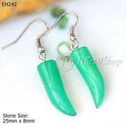 Jade Earrings Free Shipping