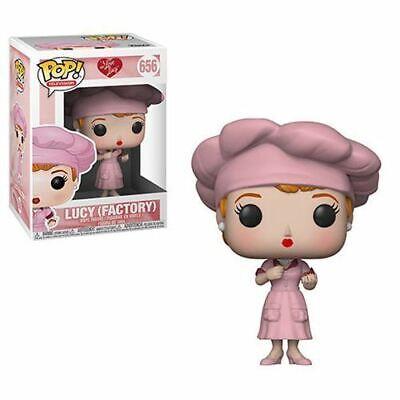 I Love Lucy Factory Lucy Pop! Vinyl Figure #656