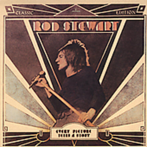 Rod Stewart - Every Picture Tells a Story [New CD] Rmst