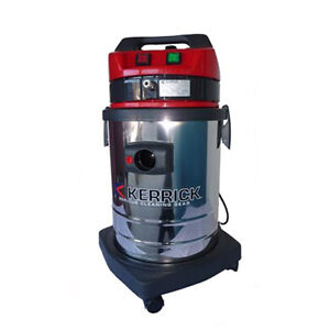 KERRICK SCUP CAR DETAILER UPHOLSTERY CLEANER VE300P SHAMPOO VACUUM CLEANER ITALY