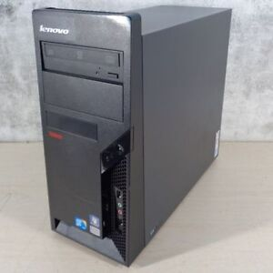 Lenovo Tower PC (Monitors, Speakers etc. also available)