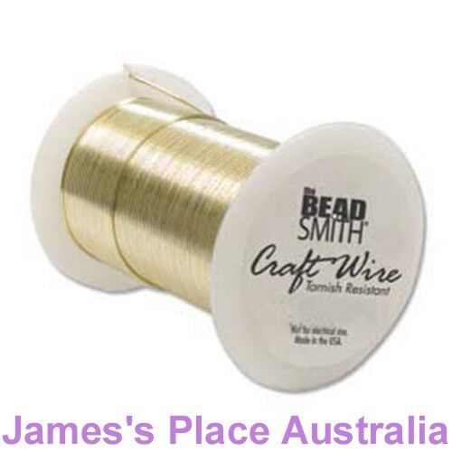 Jewellery - Gold Plated Craft & Jewellery Wire.