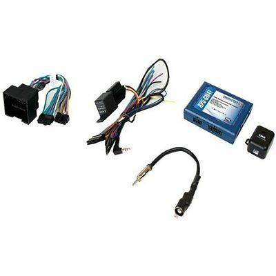 Pac Rp5 Gm41 Radio Replacement Interface With Onstar R  Telematics Retention